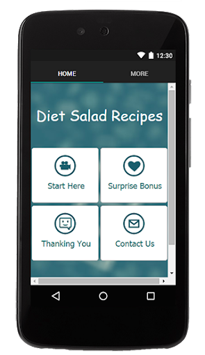 Diet Salad Recipes Guide