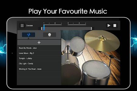 Easy Jazz Drums for Beginners: Real Rock Drum Sets 1.1.2 screenshot 2093019