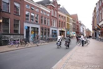 Photo: Allerede i Groningen etter kun 2 legs.