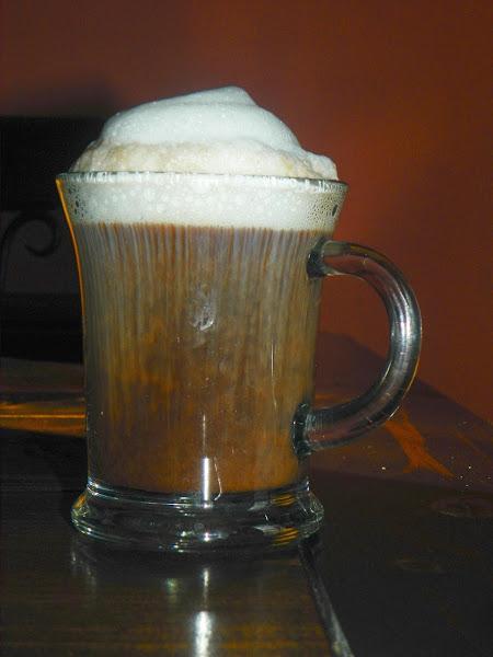 Hazelnut-cassis-coffee Recipe
