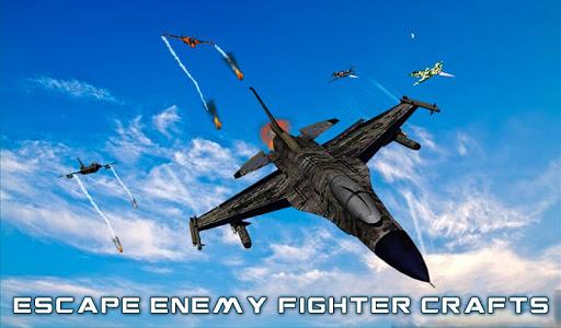 US Air Force Military Pilot Sky Battle 3D filehippodl screenshot 14