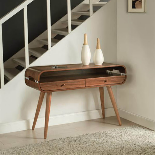 Jual JF705 Walnut Console Table