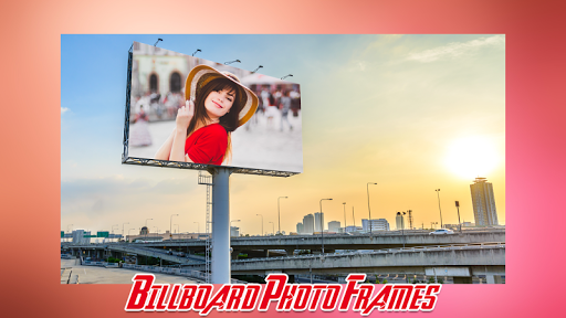 Billboard Photo Frames FX