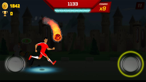Supa Strikas Dash - Dribbler Runner Game 1.49 screenshots 8