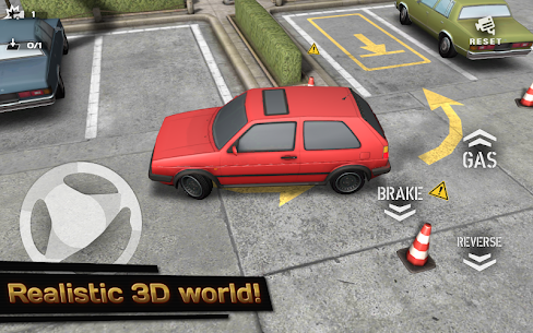 Backyard Parking 3D Apk  Download For Android 6