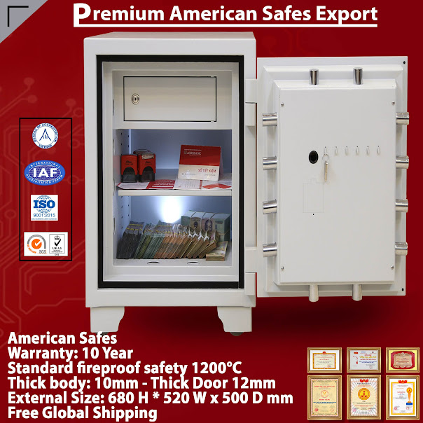 Fireproof Safe