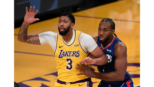 Alexander: Could Lakers, Clippers meet in first round of playoffs?