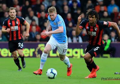 Titulaire avec Manchester City, Kevin De Bruyne doit être remplacé avant même la mi-temps !