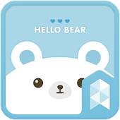 Hello love Bear theme