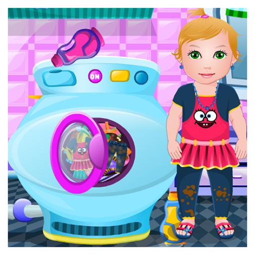 嬰兒衣物洗滌 休閒 App LOGO-APP試玩