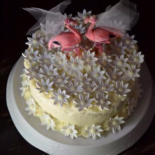 Raspberry Lemon Cake with Italian Buttercream