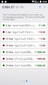 Gulden screenshot 3