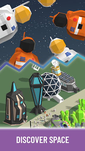 Space Colony: Idle apkmartins screenshots 1