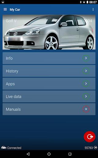 OBDeleven PRO car diagnostics app VAG OBD2 Scanner  screenshots 22