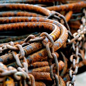Rust by Nirmal Kumar - Artistic Objects Industrial Objects (  )