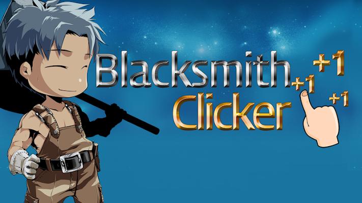 Blacksmith Clicker - screenshot