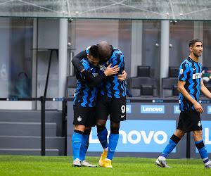 L'Inter à l'arrêt: centre fermé, match annulé