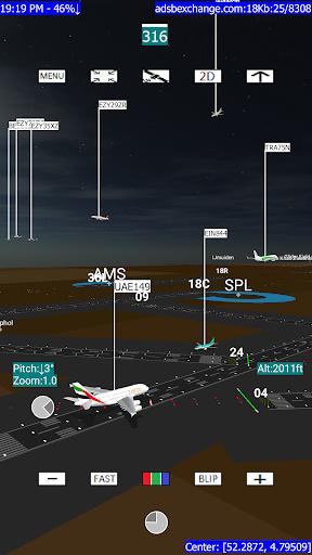 ADSB Flight Tracker 25.6 screenshots 4