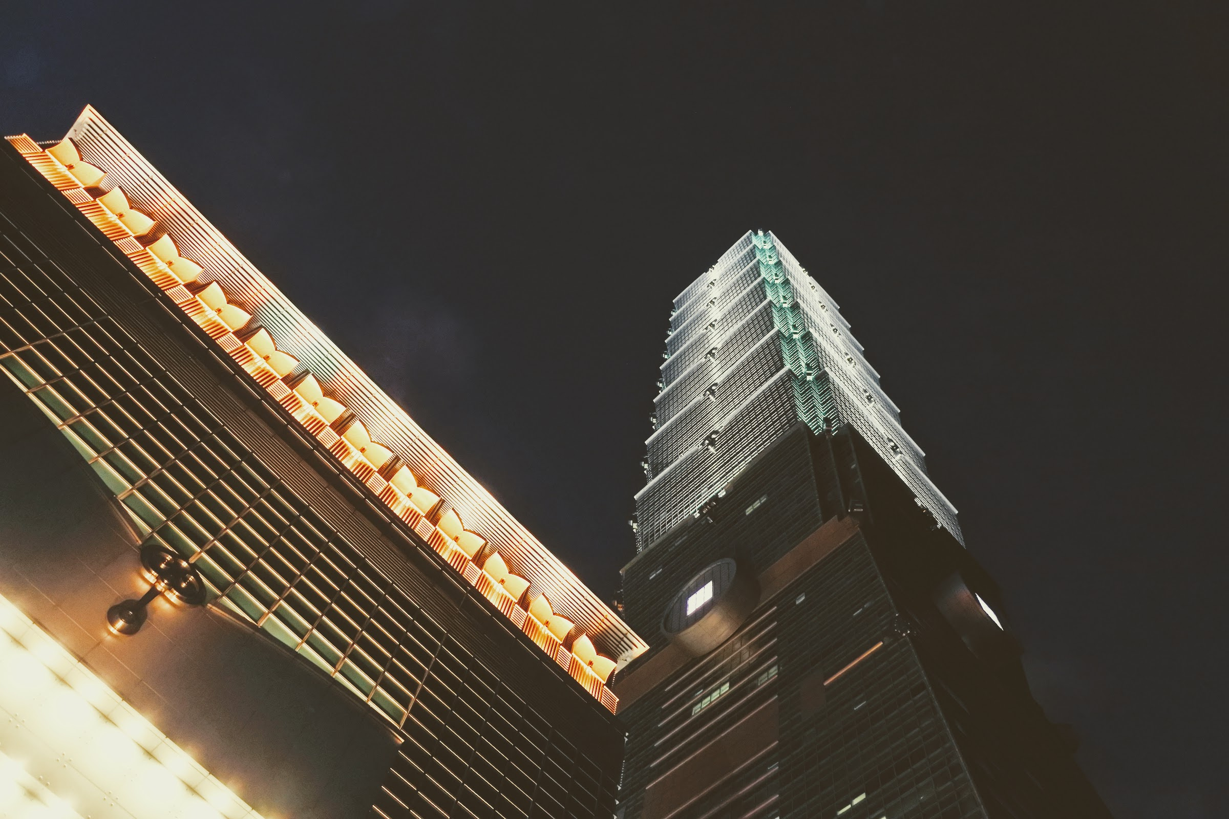 Taipei 101 was the tallest from 2004 to 2010