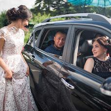 Wedding photographer Ekaterina Verizhnikova (AlisaSelezneva). Photo of 24.08.2017