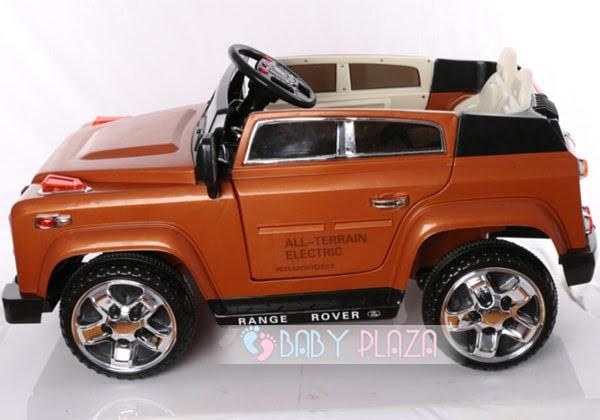 Ô tô điện trẻ em Range Rover 6182 3