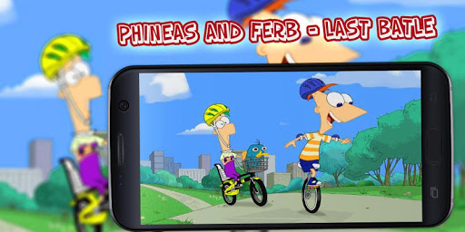Phineas adventure Ferb game for PC