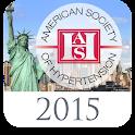 ASH 2015 Annual Meeting icon