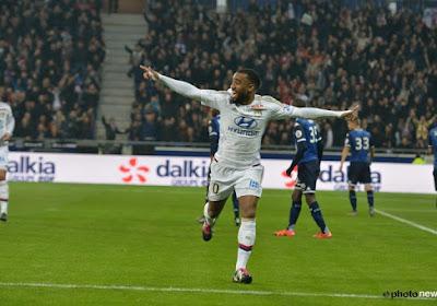Lyon blijft ongeslagen, in de Bundesliga kan de nummer drie niet winnen van de laatste