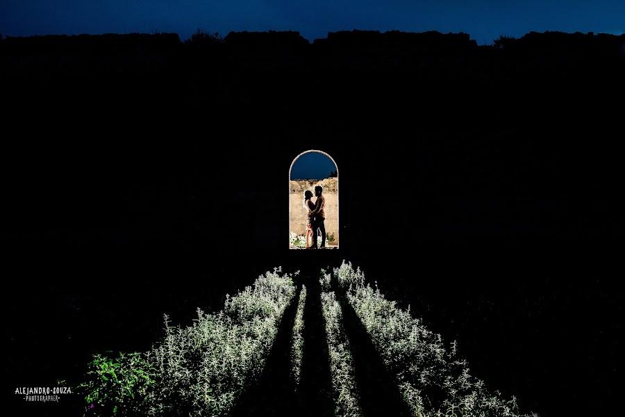 Wedding photographer Alejandro Souza (alejandrosouza). Photo of 26.07.2018