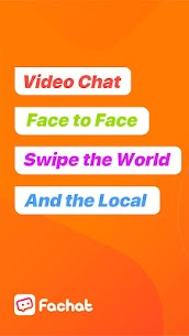 Fachat: Video Chat with Strangers Online App Latest Version Download For Android and iPhone 1