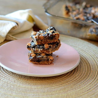 Graham Cracker Layer Bars