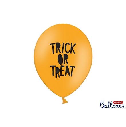Ballonger 6-pack - Trick or treat