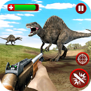 Wild Jungle Dino Hunting 3d