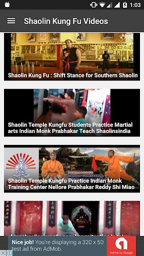 玩免費運動APP|下載Shaolin Kung Fu Videos app不用錢|硬是要APP
