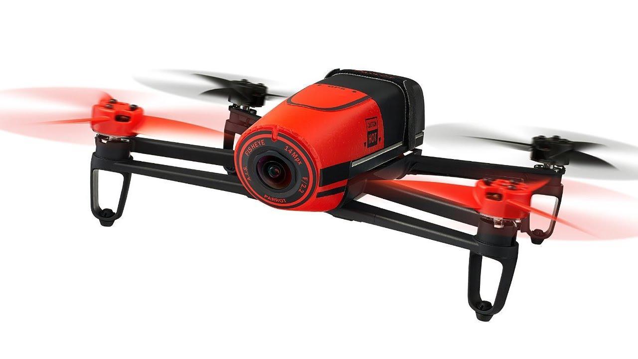 Parrot Bebop 2 camera drone
