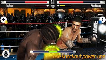 Screenshot of Real Boxing
