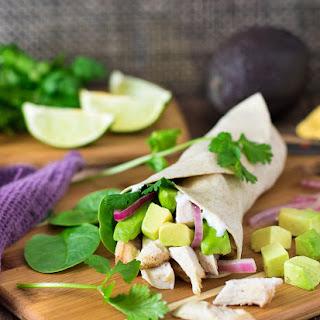 Chicken Cilantro Wrap Recipes