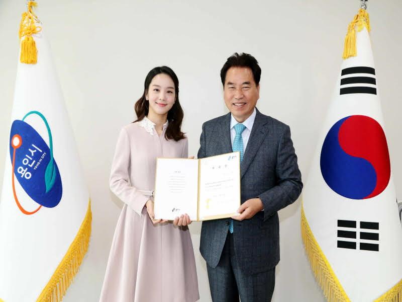 시 홍보대사로'국악인 송소희씨' 재위촉