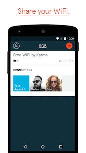 Karma WiFi- screenshot thumbnail