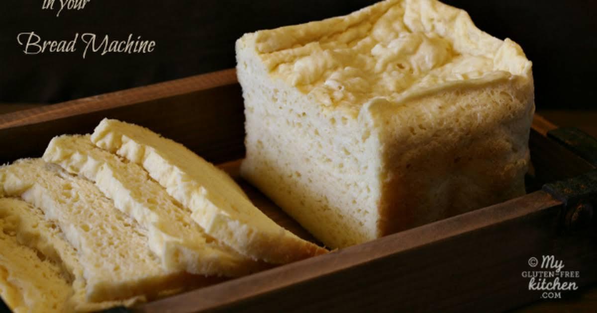 10 Best Gluten Free Bread Bread Machine Recipes