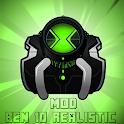 Mod Ben V4 Alien MCPE - addon skin 2021 icon