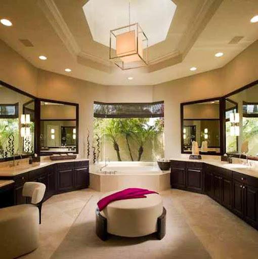 Bathroom Interior Design Idea