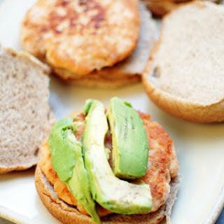 Incredibly Easy Salmon Burgers {Just 5 Ingredients!}.