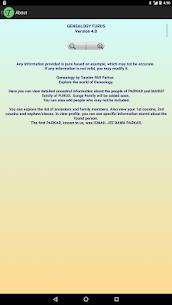 Jadnama - Genealogy of Furus