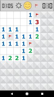 Minesweeper Pro Games voor Android screenshot