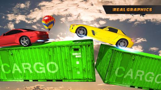 Impossible Car Stunt game : Car games screenshot 9