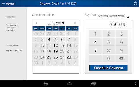 Fulton Bank Mobile Banking screenshot 9