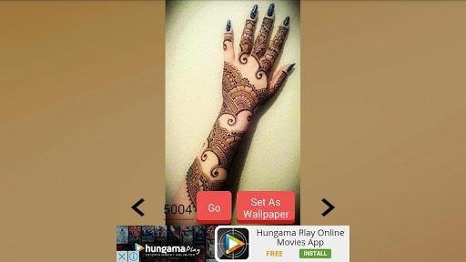 Latest Mehndi Designs 2017 1.0 screenshots 9