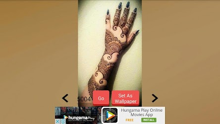 Latest Mehndi Designs 2017 APK Download – Free Art & Design APP for Android 9