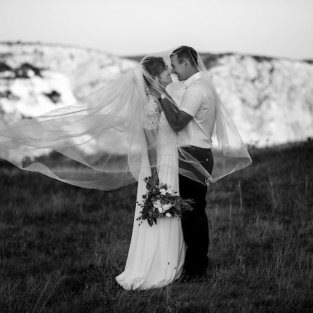 Wedding photographer Inna Ryabichenko (riabinna). Photo of 26.09.2017